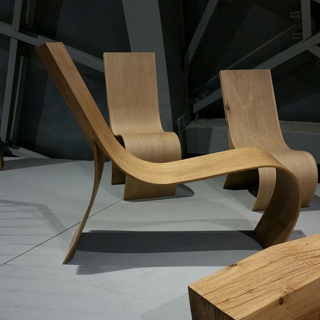 The Artist Was Being Exhibited At The He Works In Wood And Creates Unique  Furniture.