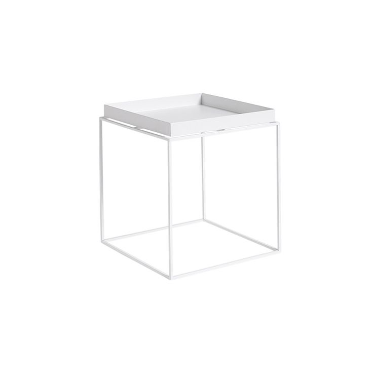 Discover+the+HAY+Tray+Table+-+Medium+-+White+at+Amara