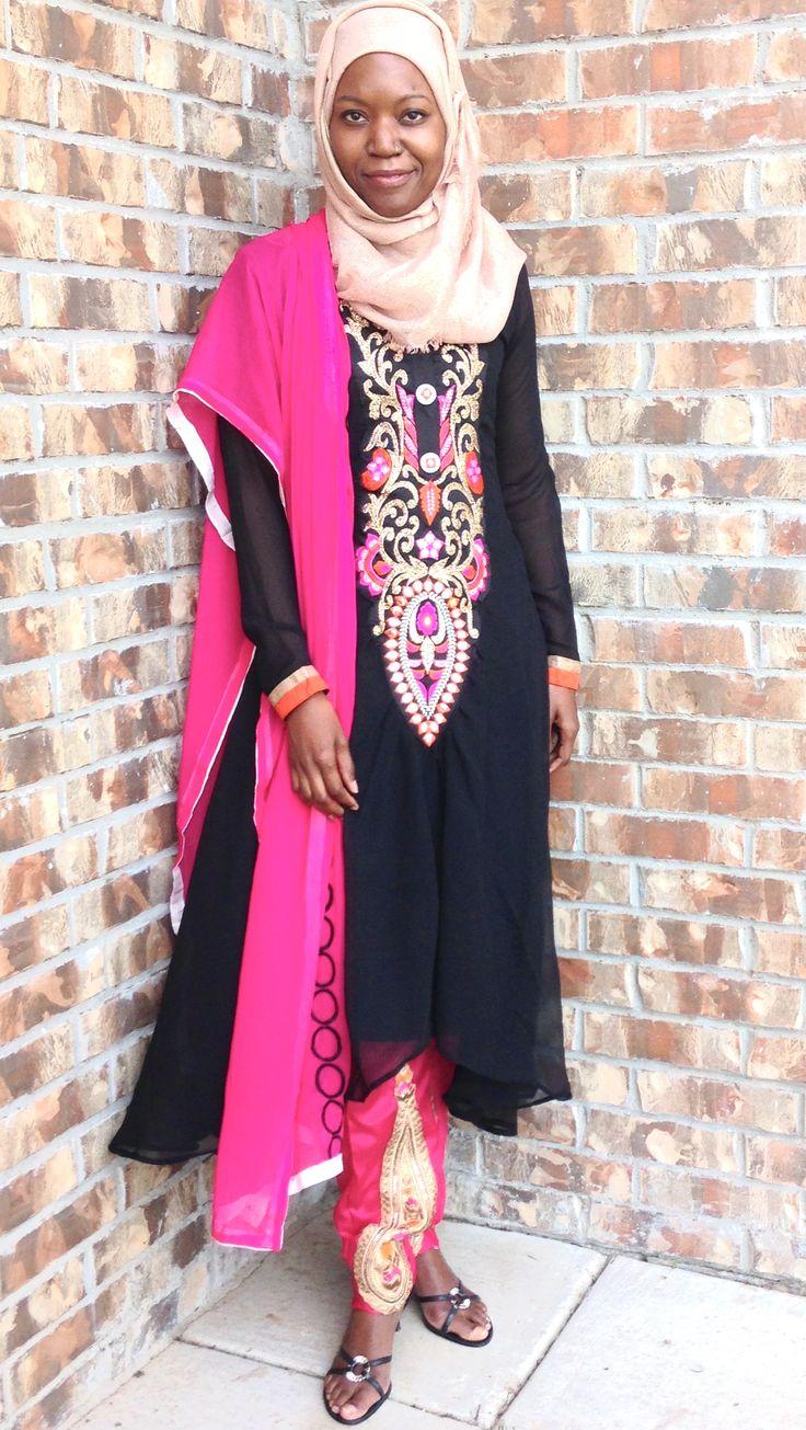 Eid-al-fitr outfit of the day 🌺 Eid Mubarak