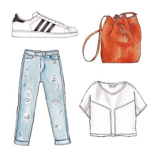 Good objects - Another basic outfit @mansurgavriel #mansurgavriel @zara_daily #zara @adidasoriginals #adidas #superstar #goodobjects