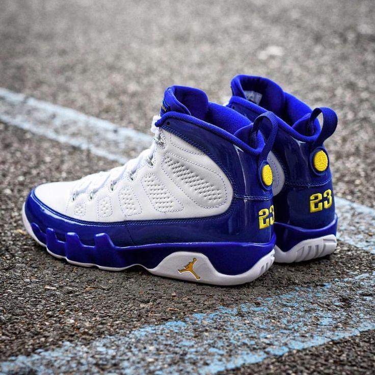Jordan 9 Kobe PE  @doubleclutchverona. #BRKicks