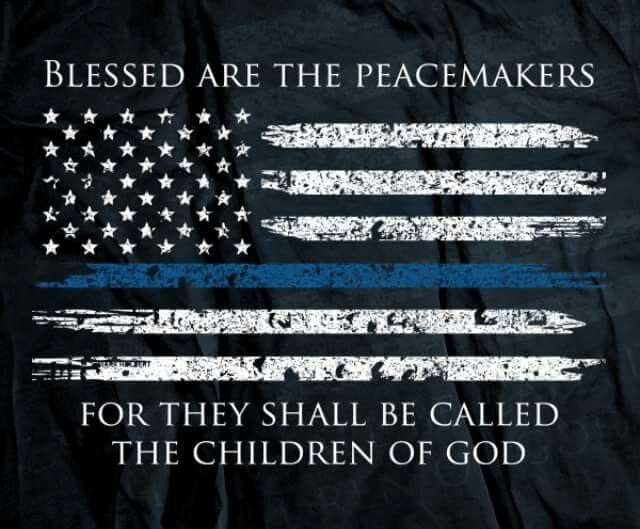 Blessed are the Peacemakers!