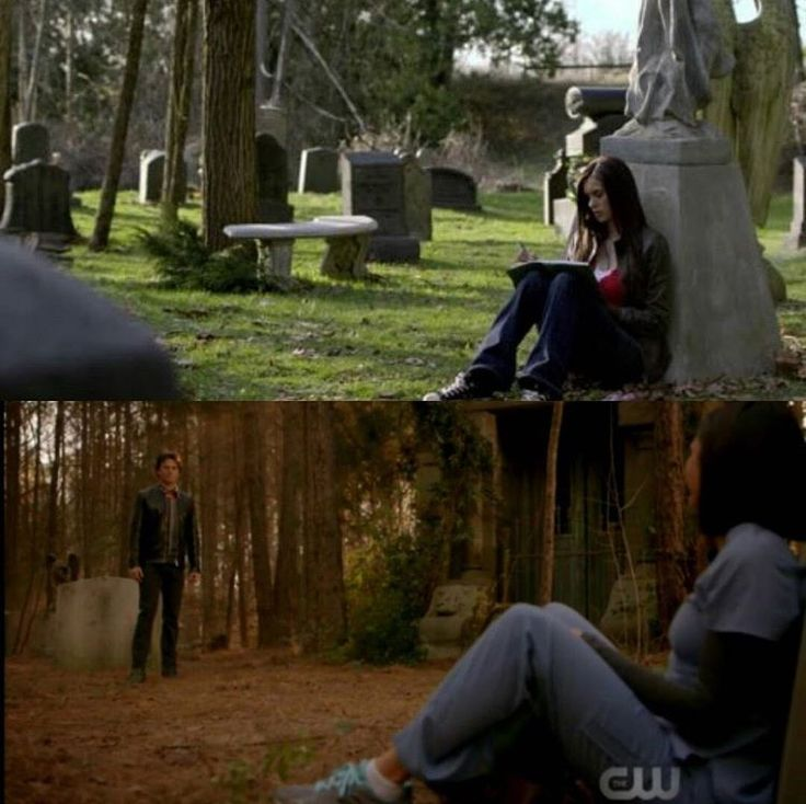 The Vampire Diaries. Although the finale destroyed me (I'm okay now) it was so right. Honestly, series finales usually are HORRIBLE but TVD ending as epically as it began.