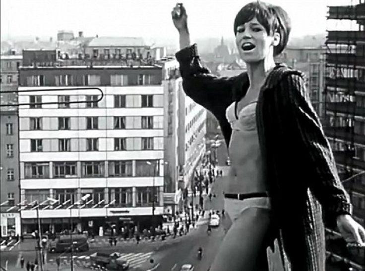 marta-kubisova-voice-of-a-rebel-4  A wonderful documentary... #czechrepublic #praguespring #1968 #czechhistory #music #revolution #martakubisova #rebels #vaclavhavel #newwave #czech #bohemian #chechia