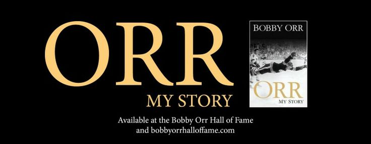We are very pleased to announce that Bobby Orr is planning a Book Signing at the Bobby Orr Hall of Fame on Friday June 27th from 7pm to 8:30pm.    Click through for more information on the event.