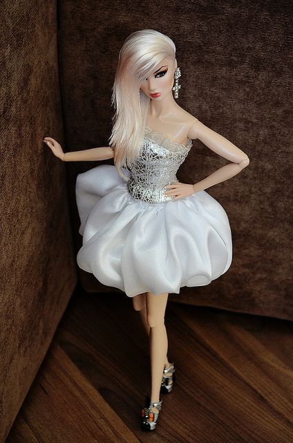 Kyori Quicksilver, Fashion Royalty doll | Flickr - Photo Sharing!