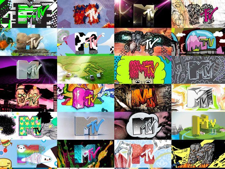 90s MTV Graphics. Nostalgia Pinterest Logos