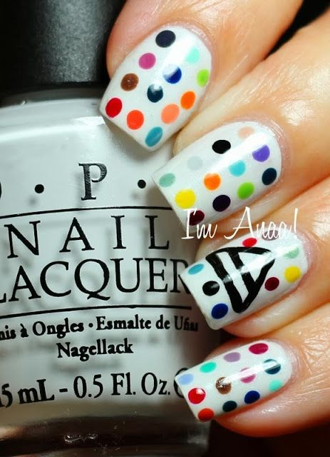 LOVE LUST FAITH + DREAMS Nails - Thirty Seconds to Mars @ MSF 2013. - I'm A Nail Art Addict!