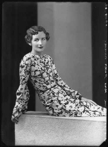 Nancy Mitford, a novelist who was both urbane and wise to human nature. First, we would have champagne.