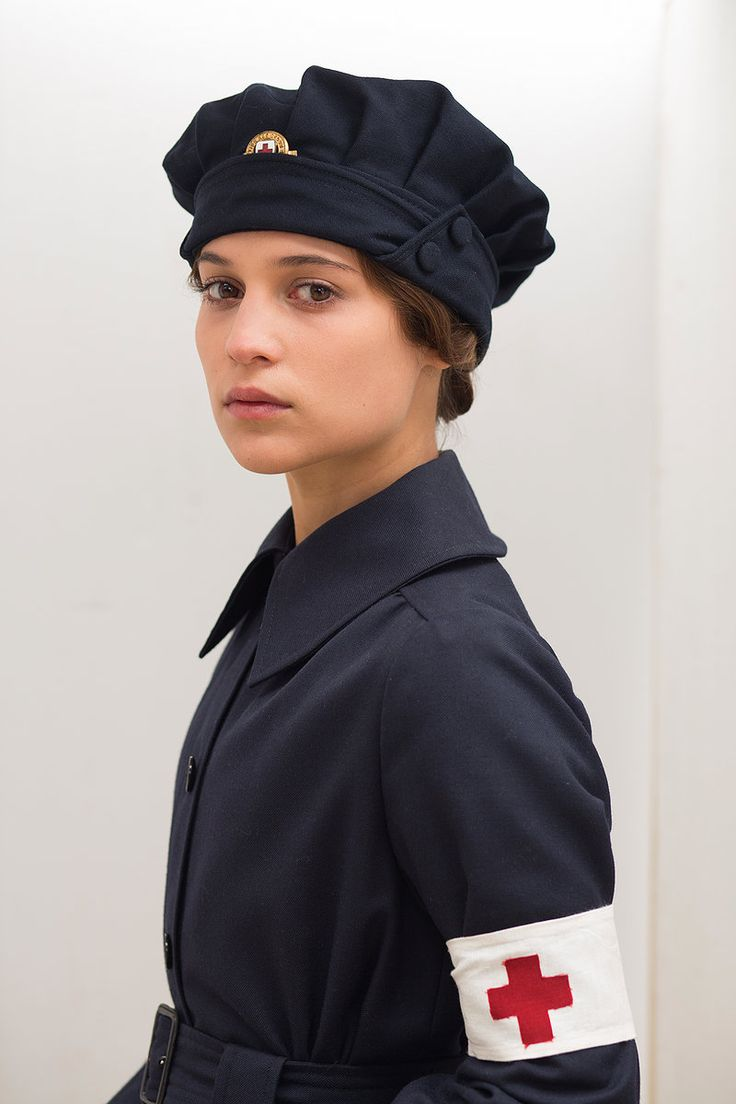 "Alicia Vikander in ""Testament of Youth"""