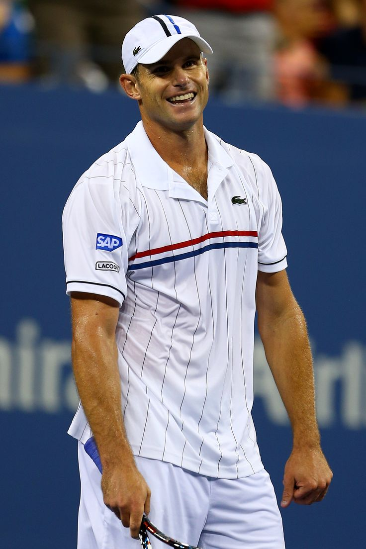 Andy Roddick may have retired, but this charming American athlete still worth gawking at. #tennis #athletes