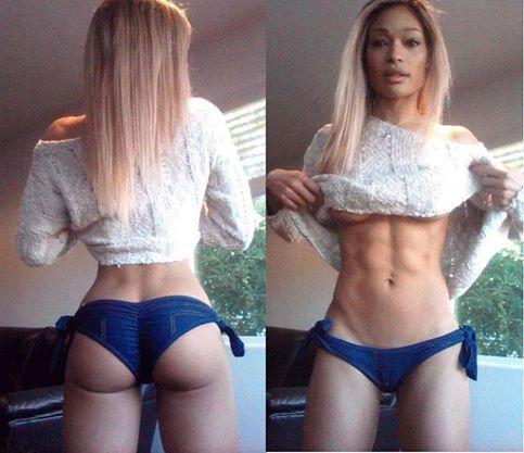 Rutina de ejercicios para abdominales inferiores para conseguir un abdomen marcado y perder peso