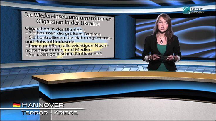 Die Wiedereinsetzung umstrittener Oligarchen in der Ukraine (klagemauer.tv)
