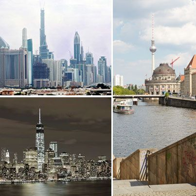 We have apartments in new york as well as dubai and berlin we had you