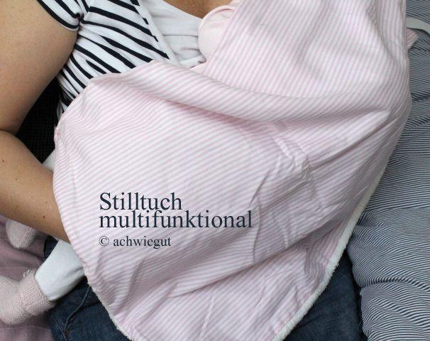 STILLTUCH multifunktional von achwiegut auf DaWanda.com