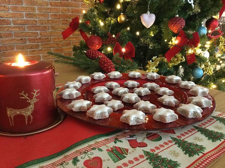 Lahodný recept na vánoční cukroví: skořicové hvězdy (bezlepkový a jednod...