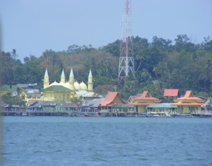 Nunu jauh disana adalah Pulau Penyengat