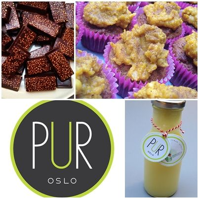 Pur Oslo. Gluten Free and Dairy Free