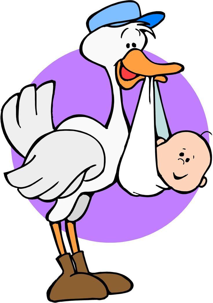 Baby Stork - ClipArt Best