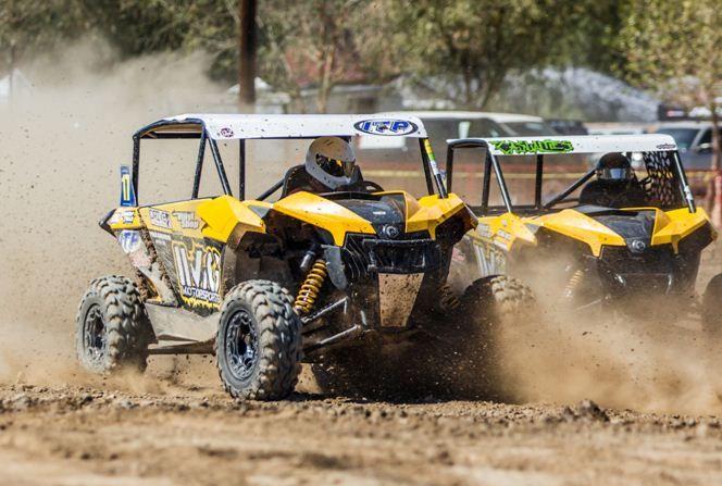 Can-am Maverick 1000R Pilot John Pacheco Wins Dirt Series SXS Pro Production 1000 Championship