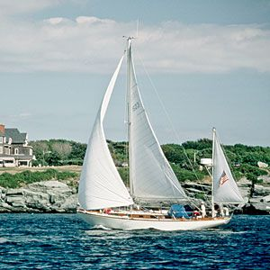 Americas Happiest Seaside Towns | 5. Newport, Rhode Island | CoastalLiving.com