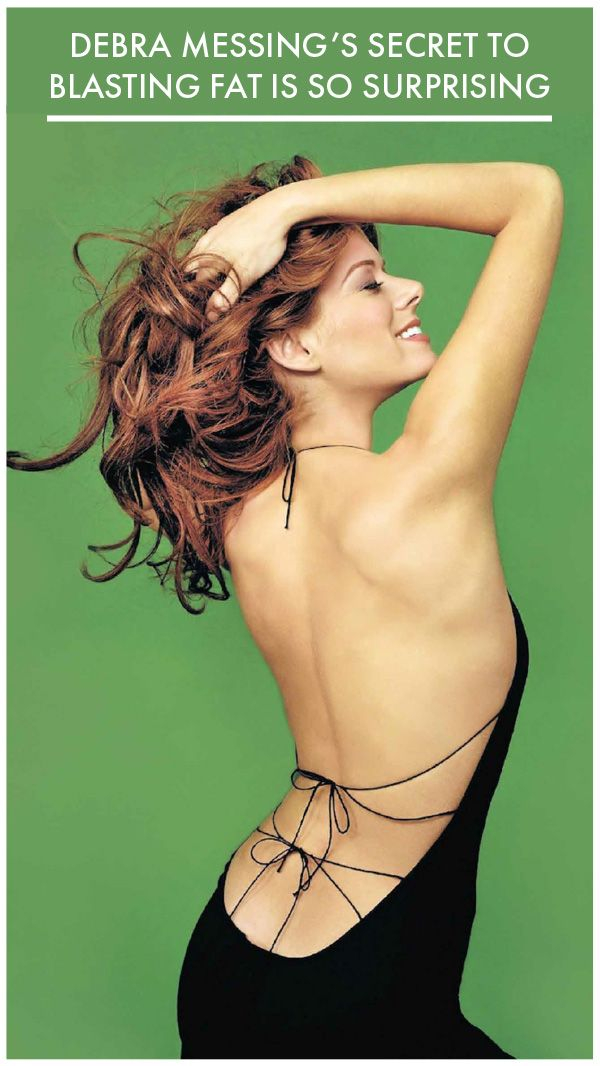 Debra Messing's secret to her weight loss is very chilling. Womanista.com