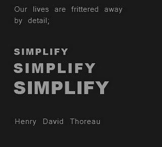 Henry David Thoreau ...