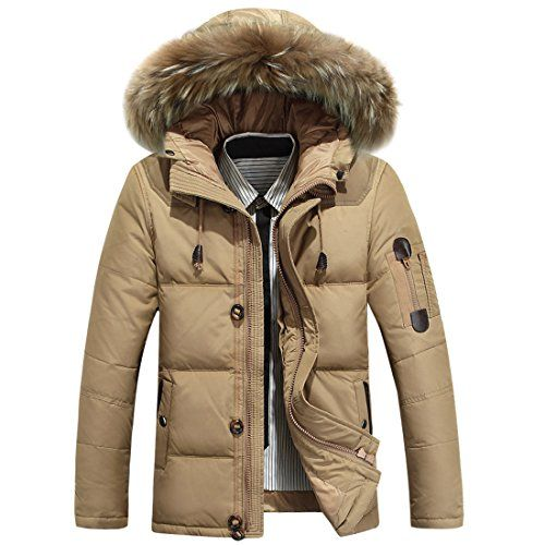Warme winterjacken fur manner