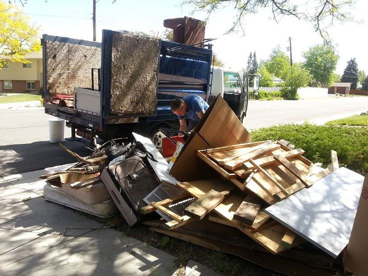Mountain Men Junk Removal will always strive to give the lowest quote of any competitor around! Large corporate companies will always charge hundreds of dollars more for the same quality and service. So, before hiring any junk removal service, think local, and do your homework online!