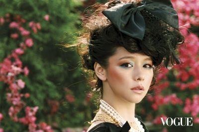 Vivian Hsu - Vogue Magazine Pictorial [Taiwan] (August 2011)