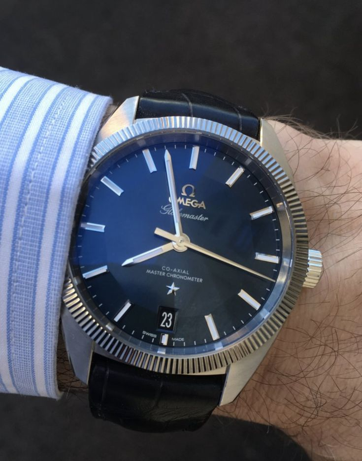 OMEGA Constellation Globemaster Co-Axial Master Chronometer In Stainless Steel - https://omegaforums.net Omega Globemaster Constellation Watches Watchporn Master-Coaxial coaxial Co-Axial Masterchronometer Menswear Mensfashion Wristshot Womw Wruw Horology Classic Timeless Fashion Omegaglobemaster Montres Uhren Orologio