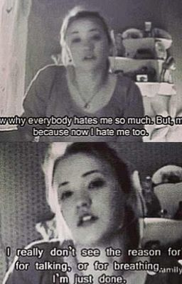 Cyberbully. An inspiring movie it's a Shame not everybody has seen it: Sad Movies, Inspiration Movie, Harm Quotes