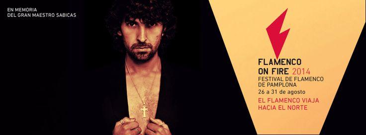 Arcángel :: Flamenco On Fire Pamplona 2014