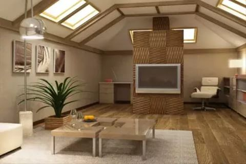 мансардные комнаты интерьер: 25 тыс изображений найдено в Яндекс.Картинках
