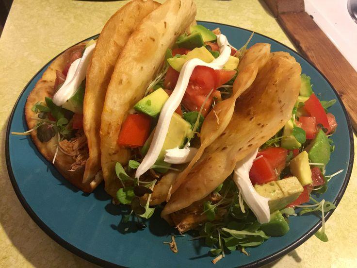 [Homemade] Chicken Taco Thursday!