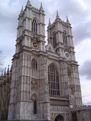Abadía de Westminster. Early gothic.