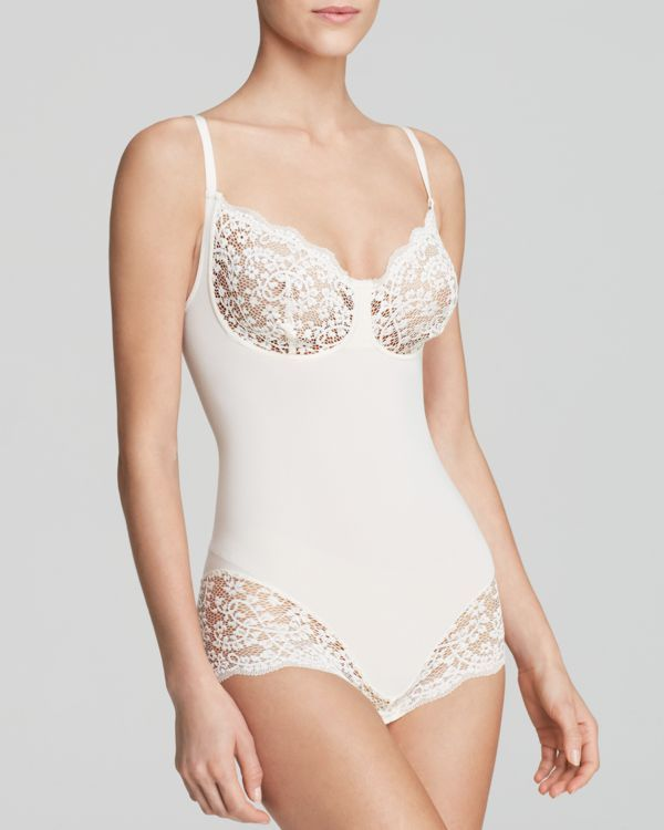 Spanx Bodysuit - Lust-Have Slimming Teddy #2441