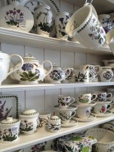 #Portmeirion: Queen of the china (imho)! A whole store full...http://www.dishinginthekitchen.com/dishes-in-the-kitchen-fab-finds