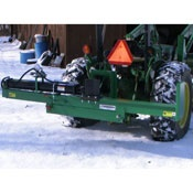 If you need a log splitter, and you already own a tractor, consider the convenience of adding a PTO log splitter attachment to your stable of equipment.