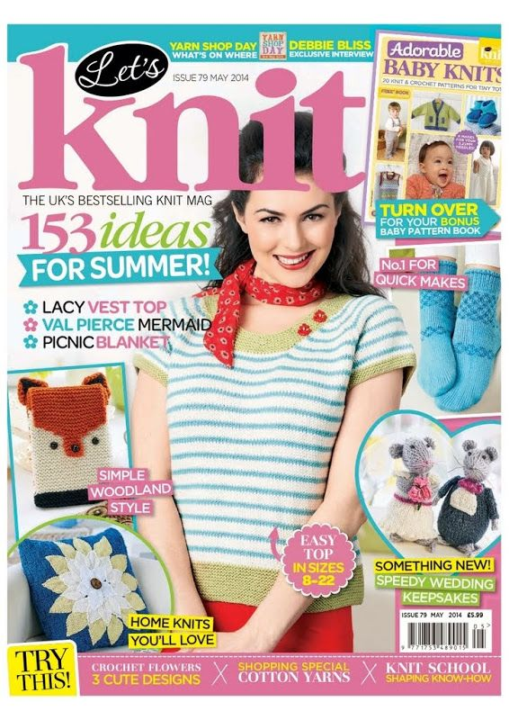 Let's Knit 2014 79 May