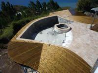 Piscines et spas sur mesure en béton projeté à l'île de la Réunion - Abiss Piscines & Spas