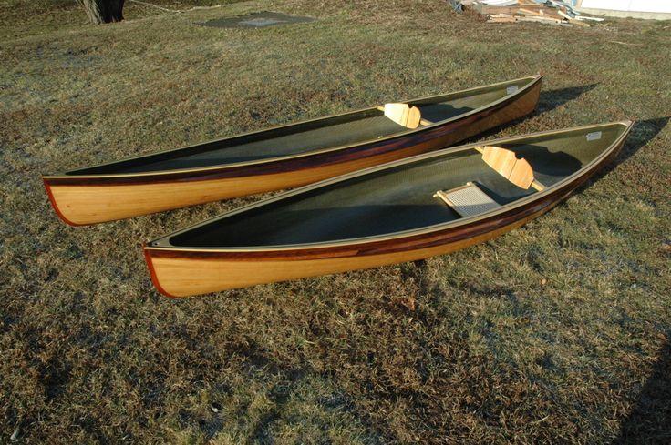 12 Нога Нимфа Двойной Пакет Весло Каноэ Планы | Кайра Каяки - Небольшие Деревянные Лодки Конструкции