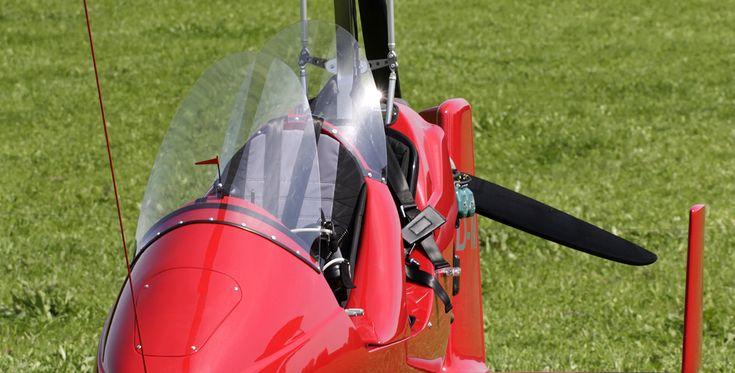 20 Min. Tragschrauber selber fliegen Marl #Tragschrauber #fliegen #Gyrocopter
