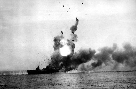 USS St Lo (CVE-63) 2 - Battle of Leyte Gulf - Wikipedia, the free encyclopedia