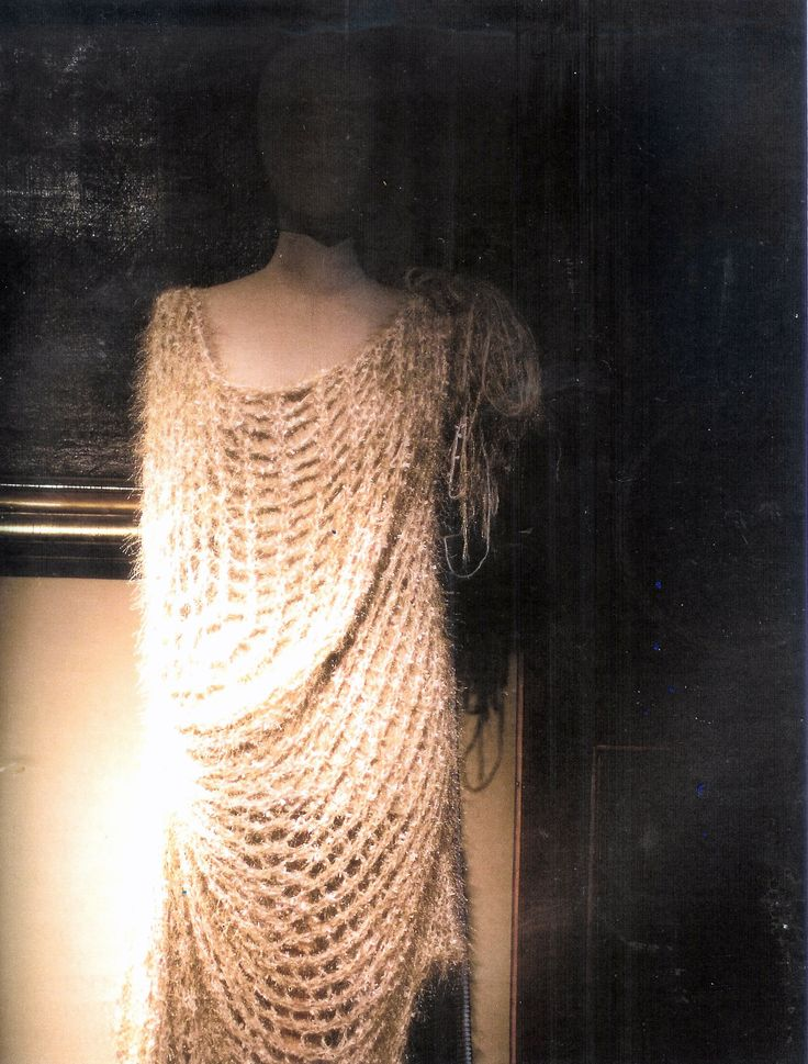 NORSOYAN dress @ IL FILO DIVENTA STORIA catalogue (Florence 2006)