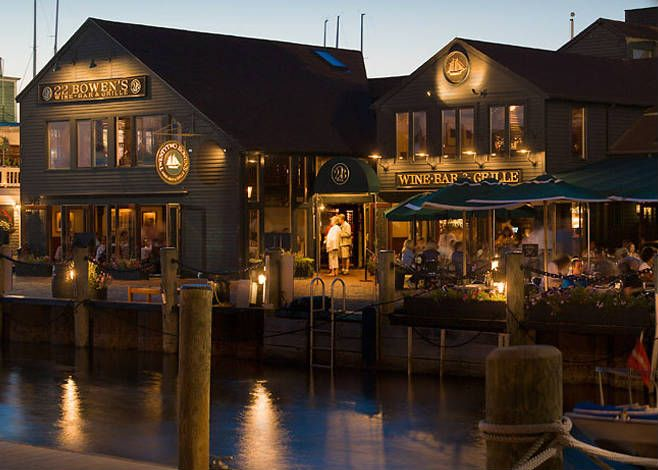Best Restaurants Newport Ri