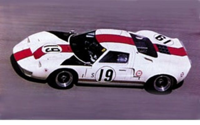 Ford gt40 spa ford gt and ford
