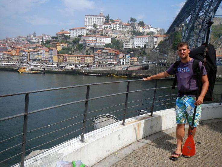 Auf dem Douro nach Porto