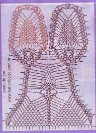 Картинки по запросу body crochê