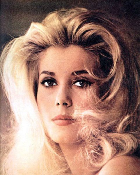 Throwback Thursday: Catherine Deneuve